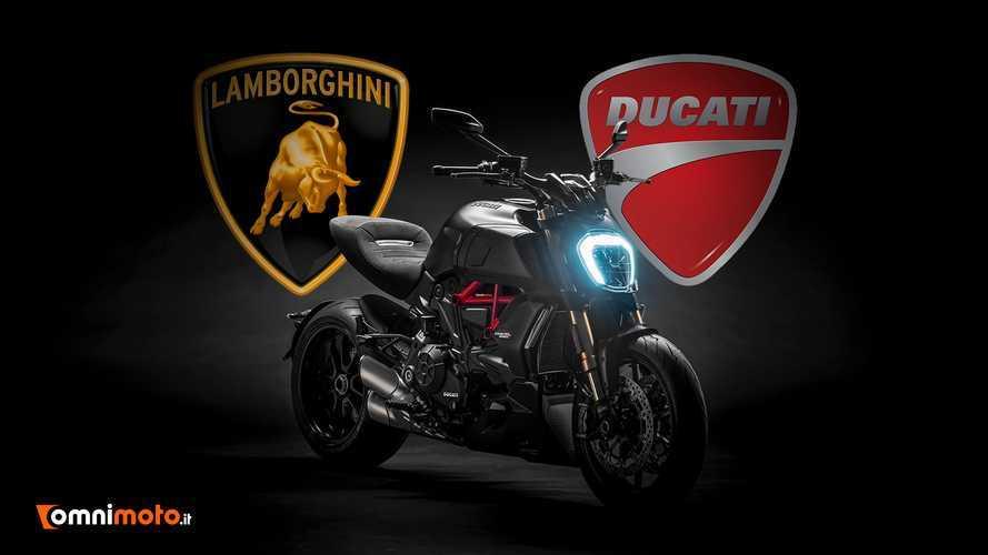 Ducati Diavel 1260, une édition Lamborghini pour 2021