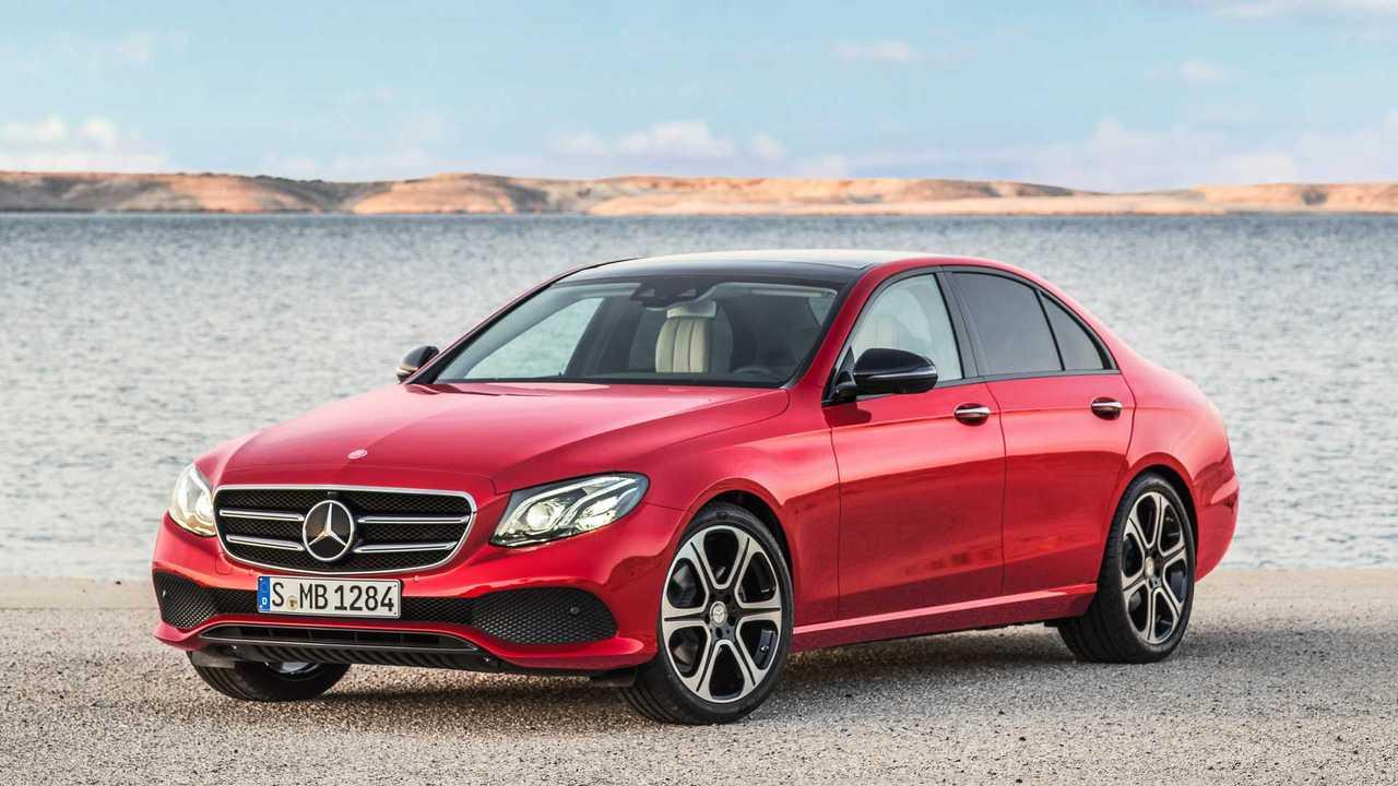 5. Mercedes-Benz E-Class – 52.7%