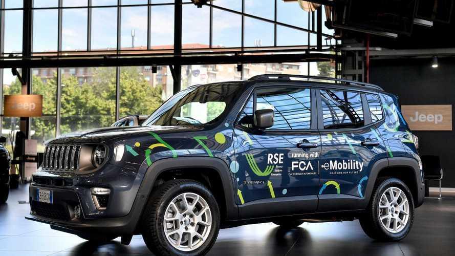 """FCA lança """"My Easy Charge"""", aplicativo para recarga de elétricos e plug-ins"""