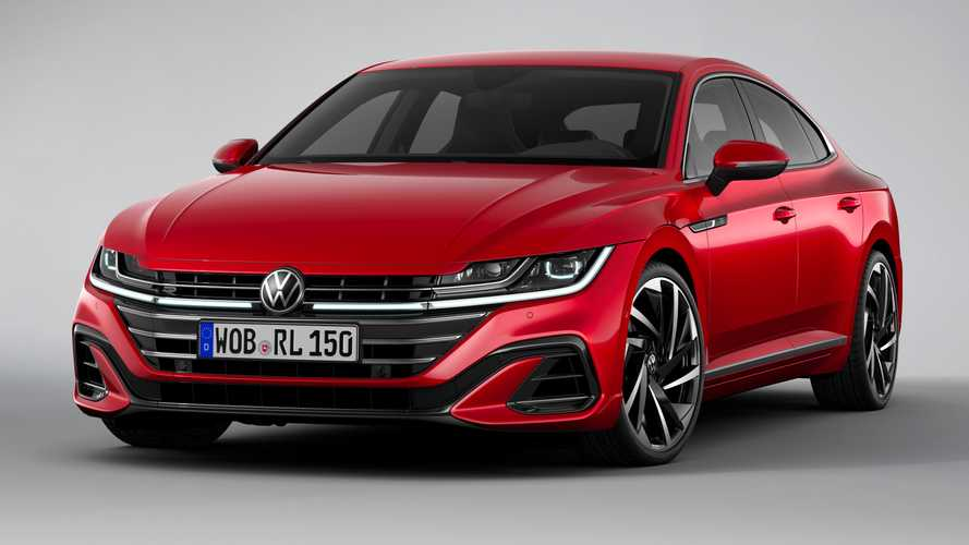 2021 Volkswagen Arteon Debuts With Shooting Brake, R Forbidden Fruits