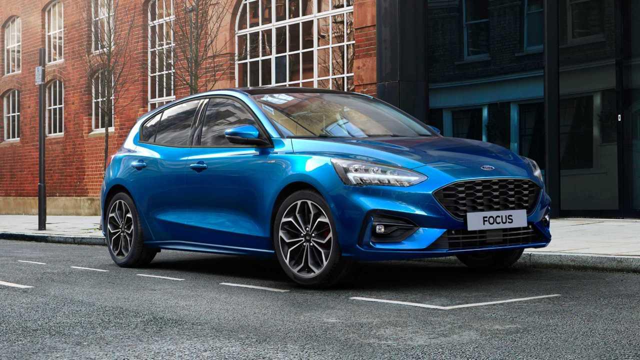 2020 Ford Focus EcoBoost Hybrid