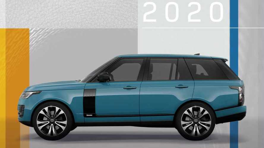 Range Rover Fifty, 50 anni e non sentirli
