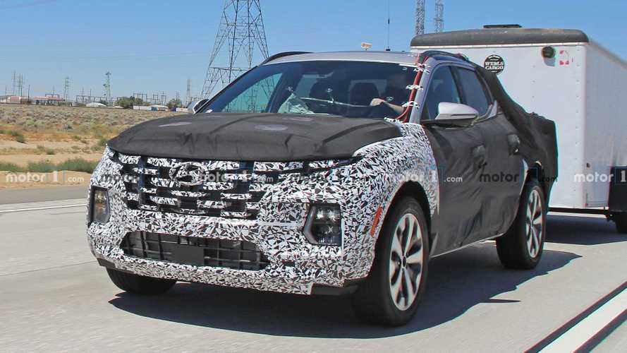 Новый Hyundai Tucson поделится платформой с пикапом