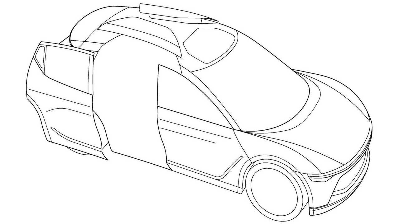Patent Images Reveal New Byton With GMD T.27 And Peugeot 1007 Features
