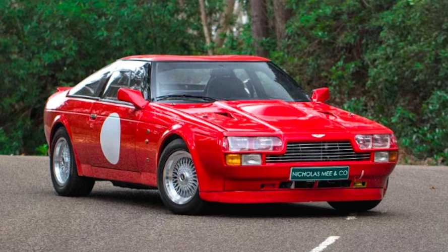 Classifieds Hero: 1986 Aston Martin V8 Zagato