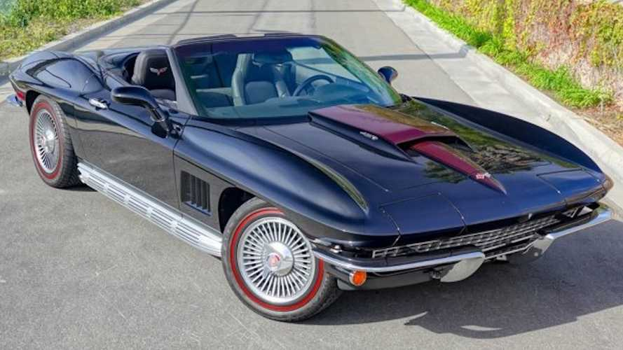 Chevrolet-Corvette-Restomod-Modell