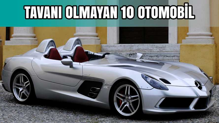 Tavanı Olmayan 10 Otomobil | Bilgin Olsun