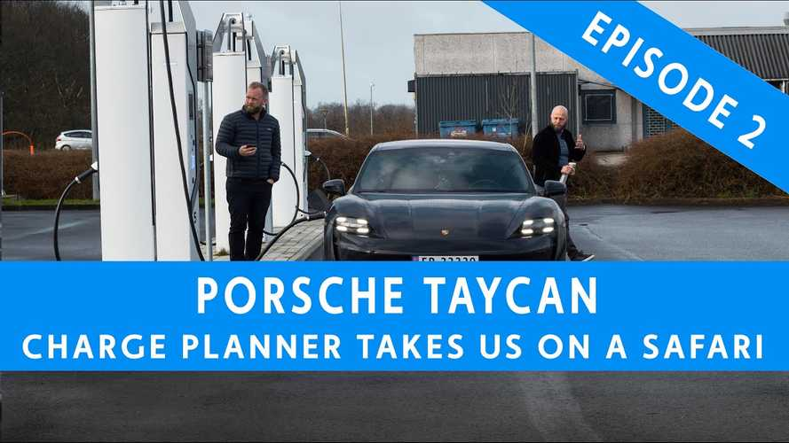 Porsche Taycan Road Trip Data, Charging Planner Issues, & Much More