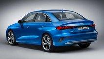 Audi A3 Limousine 2020 Rendering