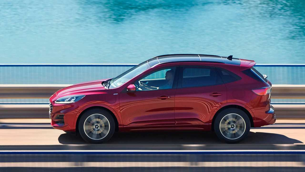 Ford Kuga: Bis 2.100 Kilo