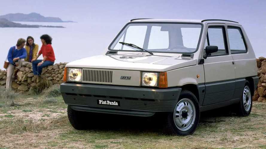 Fiat Panda, un piccolo grande mito italiano