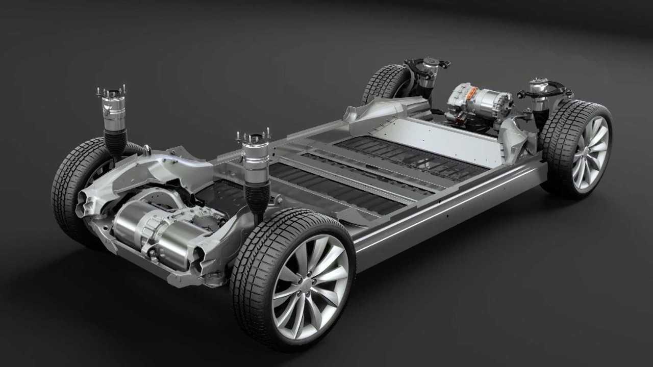 Tesla Model 3 batterie