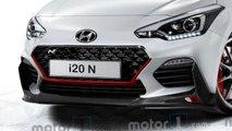 Render Hyundai i20 N 2020