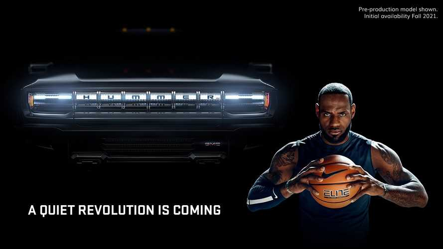 Watch The Hummer Electric Truck Super Bowl Spot Featuring LeBron James