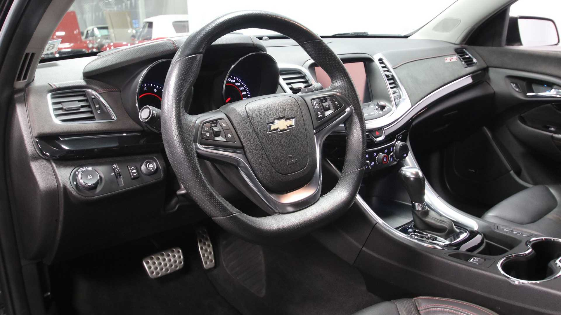 """[""""Smoke 'Em With This 2014 Chevy SS Hennessey HPE600 Supercharged""""]"""