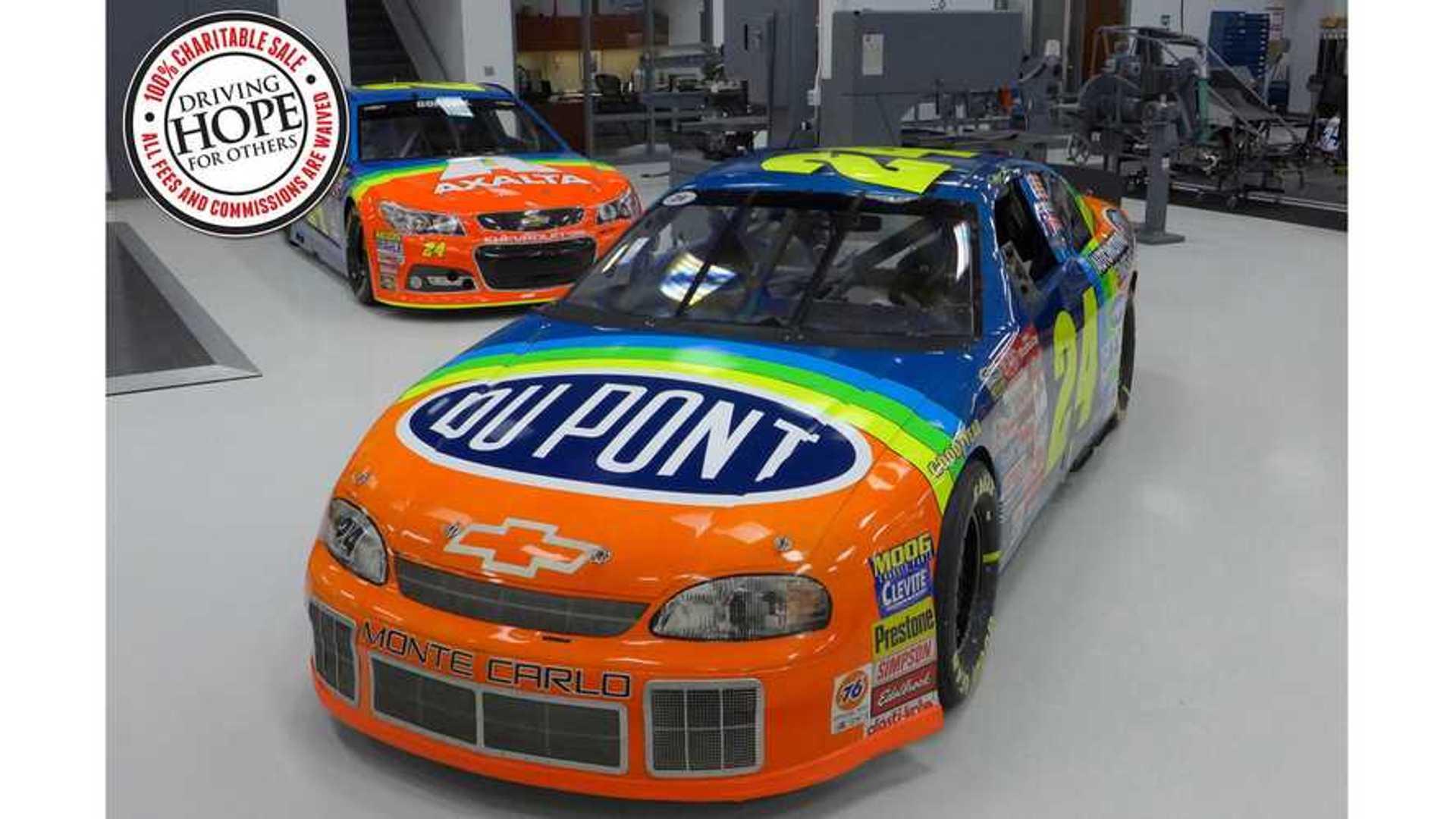 """[""""Barrett-Jackson Charity Auction Cars""""]"""