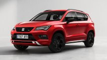 2020 Seat Ateca FR Black Edition