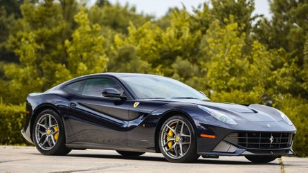 Have it all with a 2015 ferrari f12berlinetta