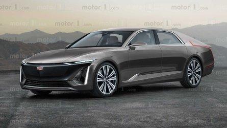 Cadillac Celestiq: Elektro-Limousine soll diesen Sommer debütieren