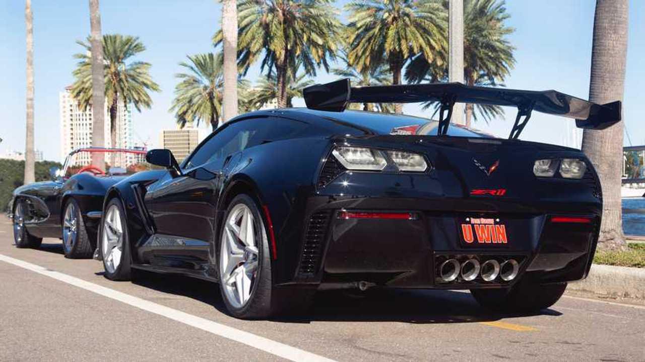 Dream Giveaway Corvettes
