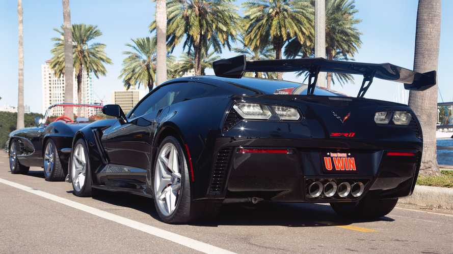 Enter Now To Win The Coolest Pair Of Corvettes On The Planet