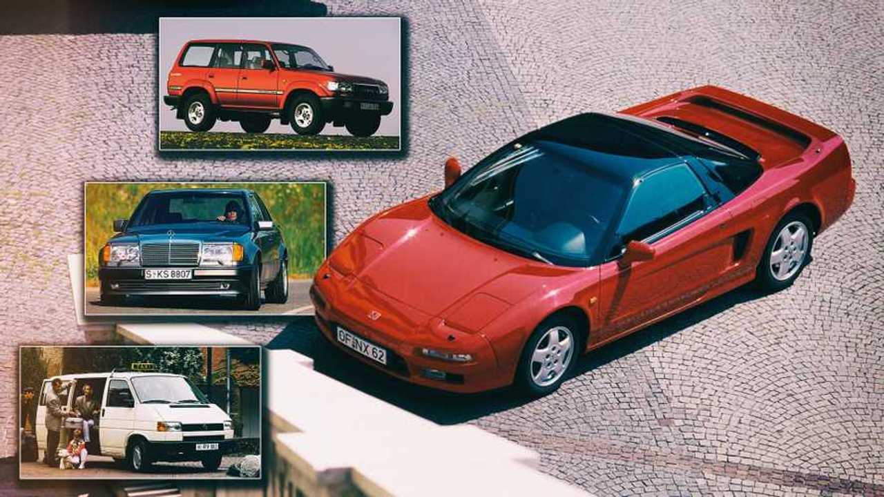 Autos 30 Jahre in 2020