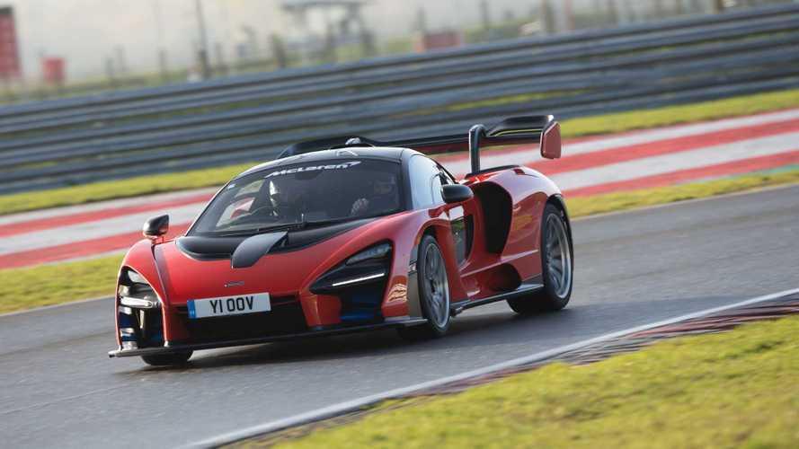 Videó: Nem hivatalos Körrekordot repesztett a McLaren Senna Hockenheimben