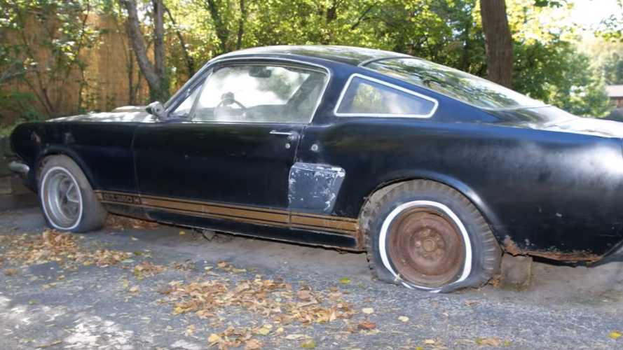 A 'Barn Find' GT350H Hidden In Plain View