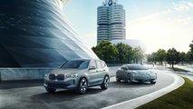 BMW iX3, i teaser