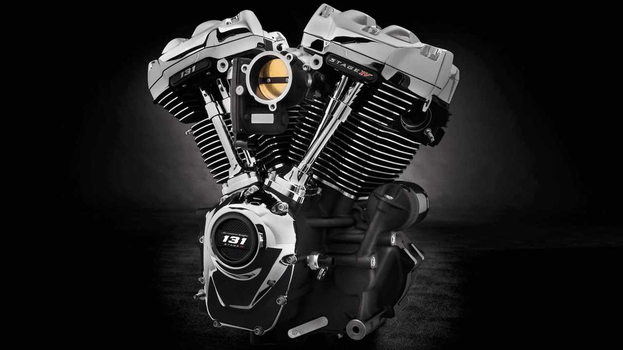 Harley-Davidson Screamin' Eagle Milwaukee-Eight 131 Crate Engine