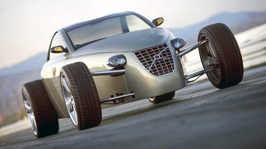 Prototipos olvidados: Volvo T6 Roadster (2005)