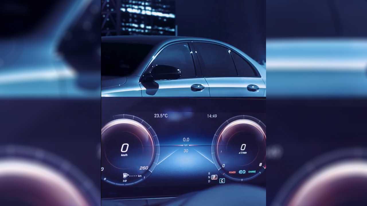 Mercedes E-Class Teaser