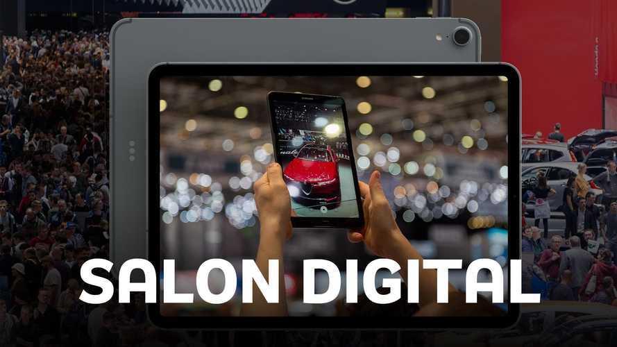 """Suivez le salon automobile """"numérique"""" de Genève 2020 sur Motor1.com !"""
