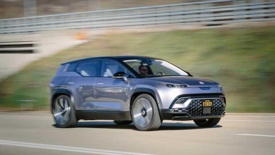 Появились новые подробности о конкуренте Tesla Model Y от Fisker