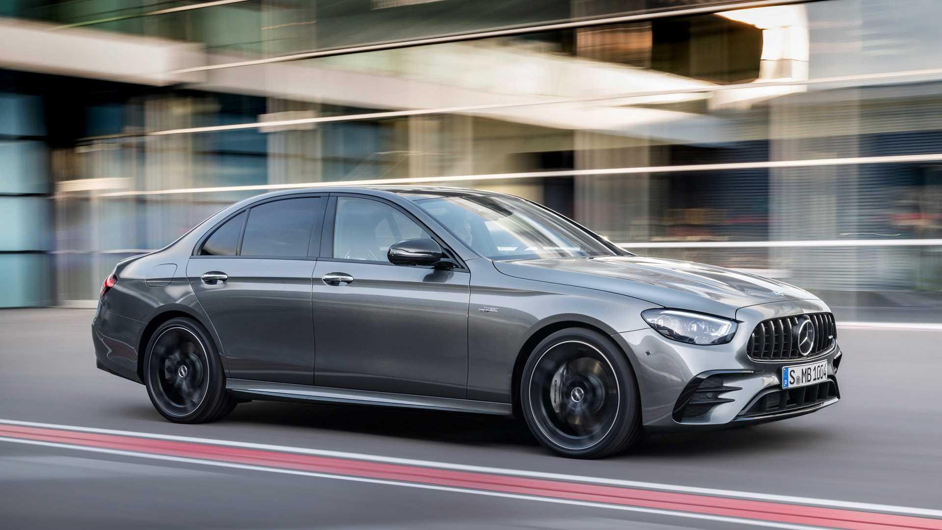 Mercedes-Benz Clase E Restyling (2020) 21