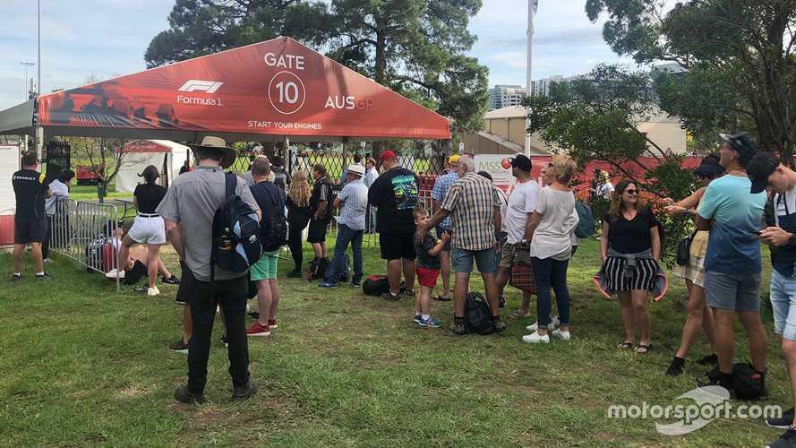 Fans banned from attending Australian GP