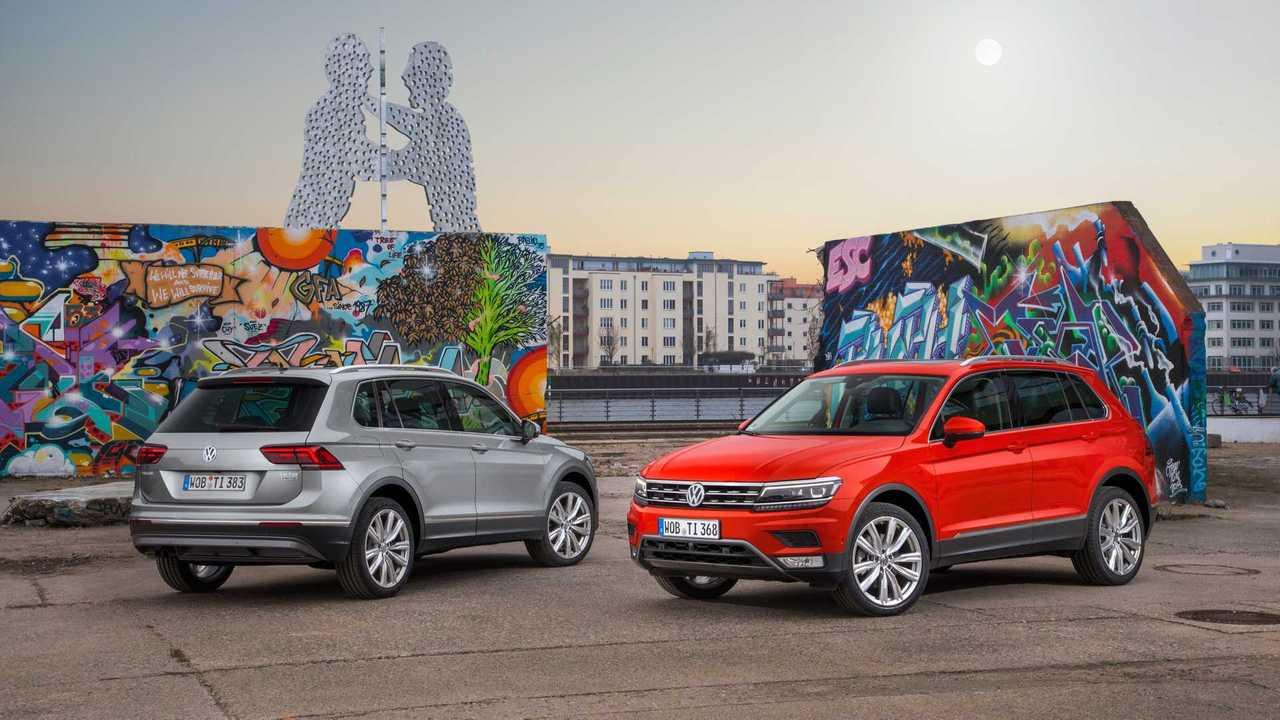 WCOTY 2017 - Volkswagen Tiguan