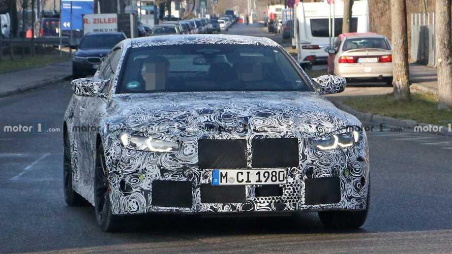 La BMW M4 est prête à faire parler la poudre
