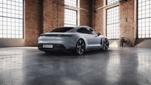 Porsche Taycan в исполнении Porsche Exclusive Manufaktur