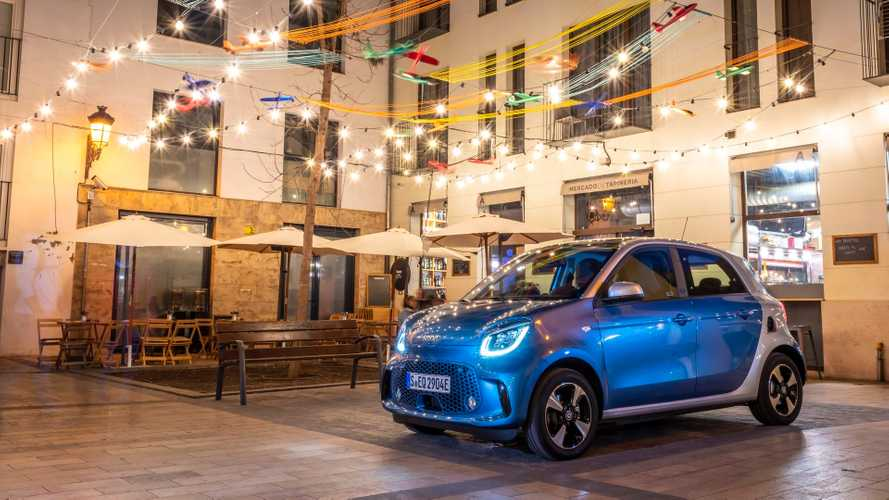 2020 smart EQ forfour: Everything We Know