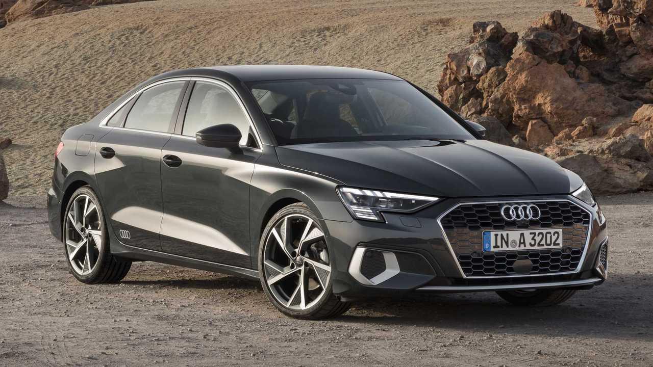 2021 Audi A3 Saloon Debut
