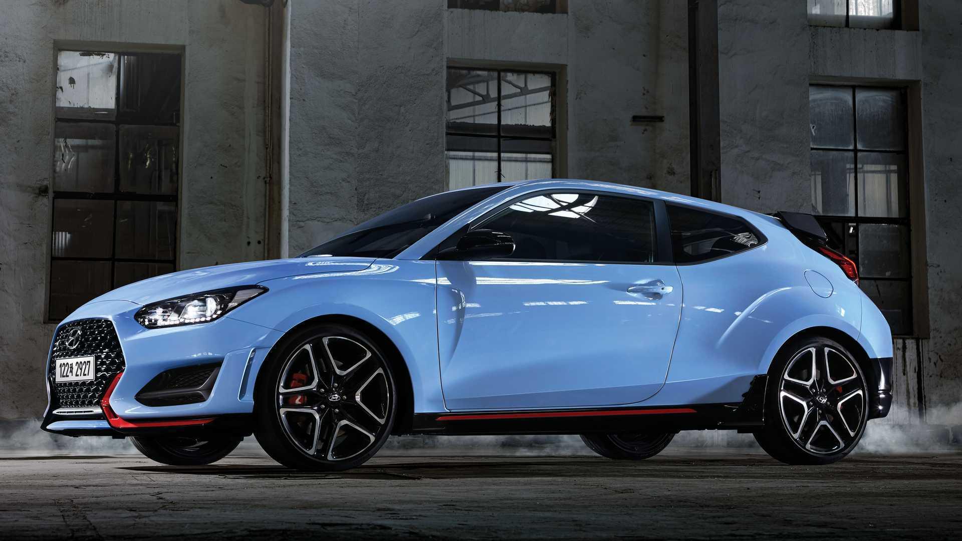 2020 Hyundai Veloster Redesign