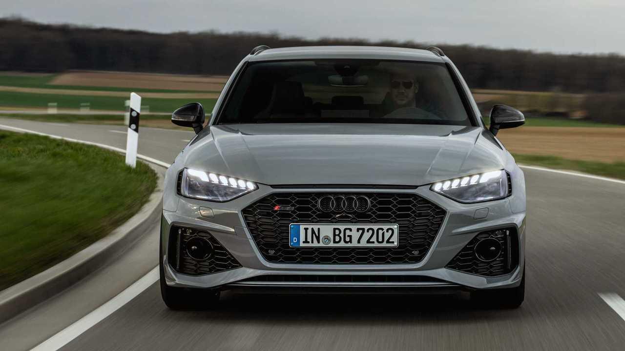Audi RS 4 Avant (2020) im Test
