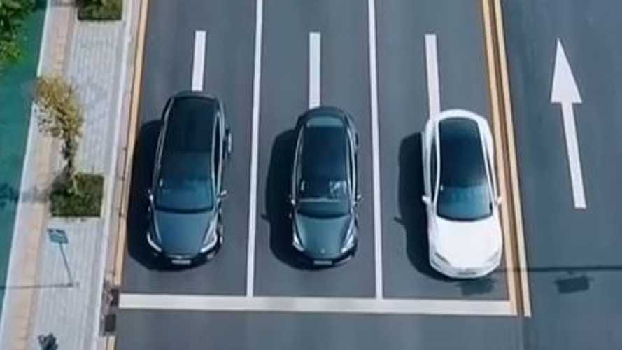 The Ultimate Tesla Drag Race: Model 3 Vs Model S Vs Model X