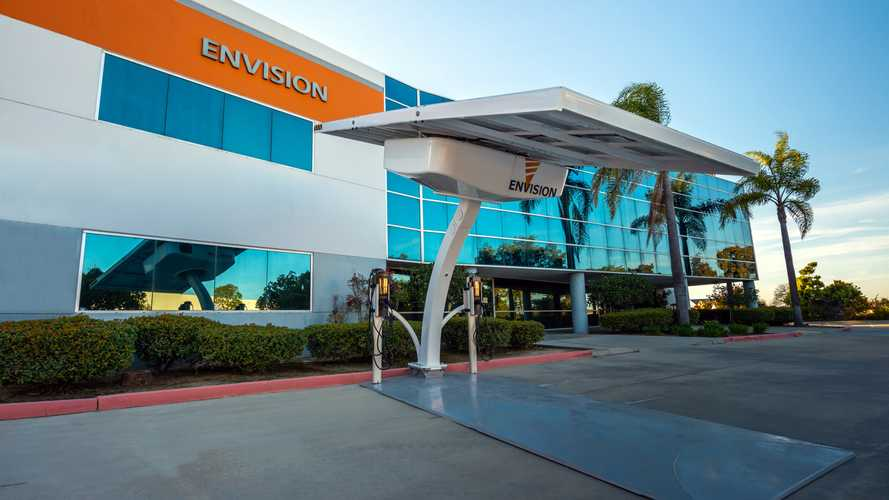 Envision Solar Launches Next Gen EV ARC Off-Grid Charging Station