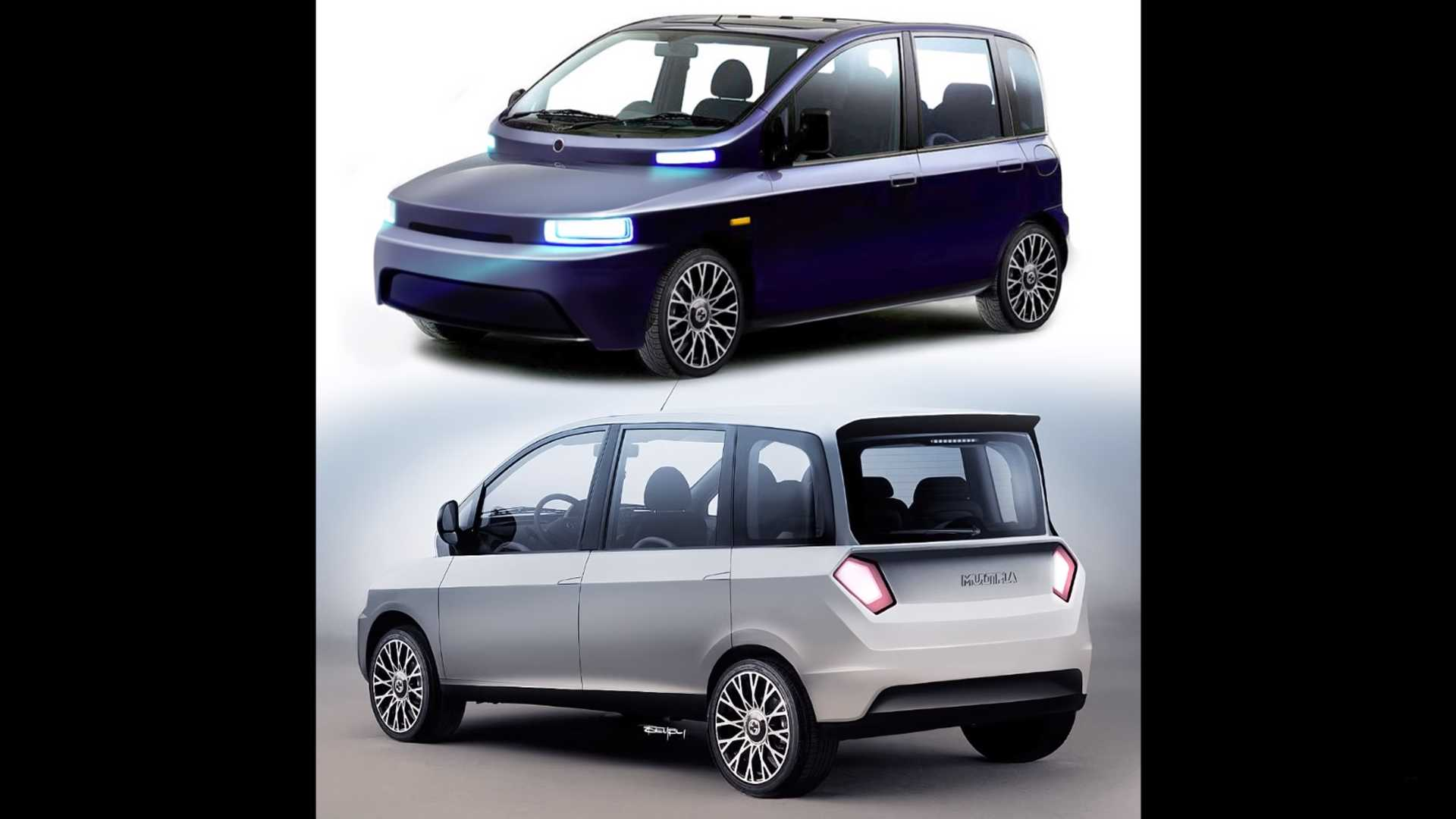 Fiat multipla 2020