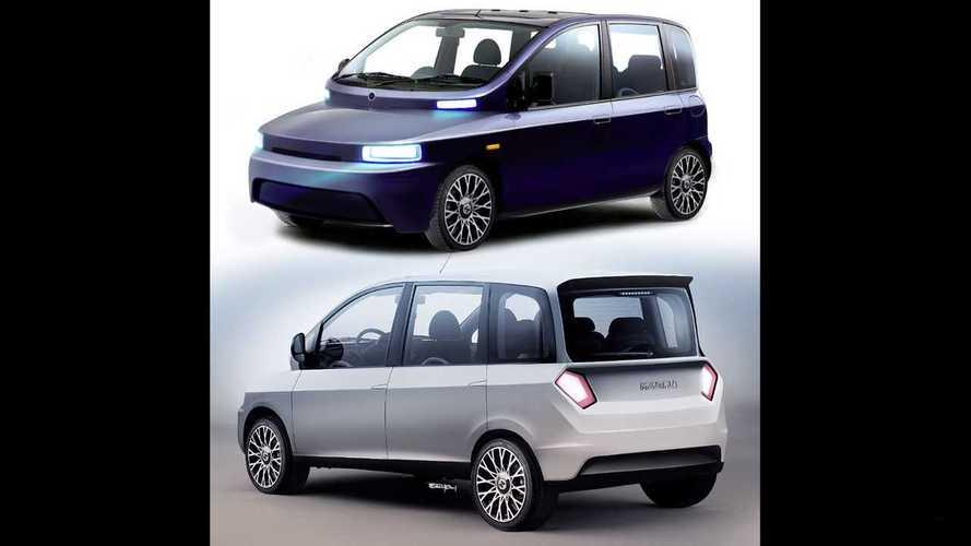 Render Fiat Multipla 2020