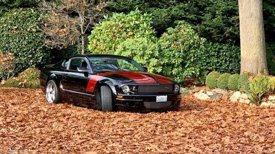 Gallop Away In A Rare 2007 Foose Stallion Ford Mustang