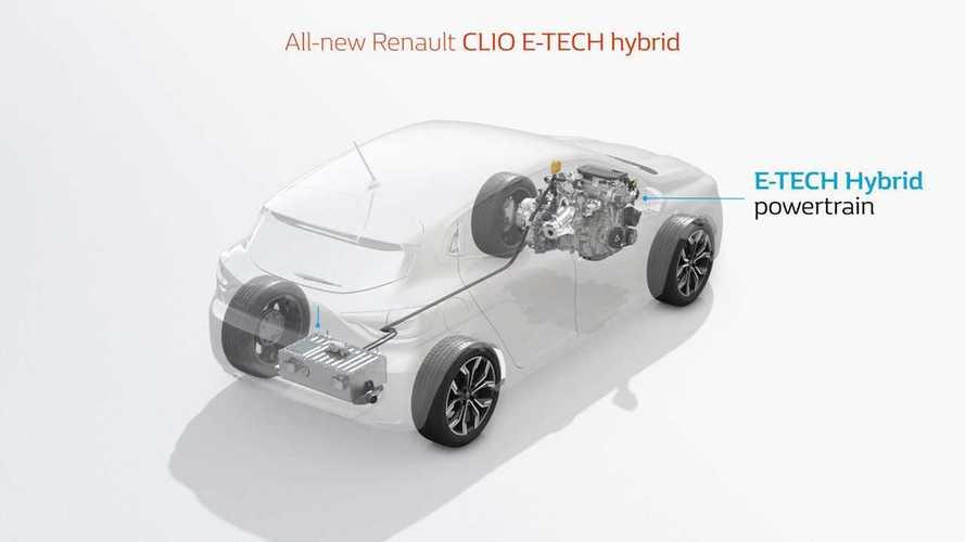 Renault Clio E-TECH, i segreti del nuovo sistema full hybrid
