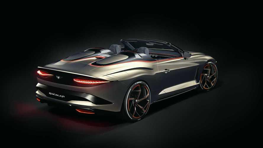 Bentley Bacalar'ın Farklı Renk Kombinasyonları